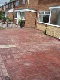 Driveway Cleaning Plymouth and Torquay, Patio Cleaning Devon image